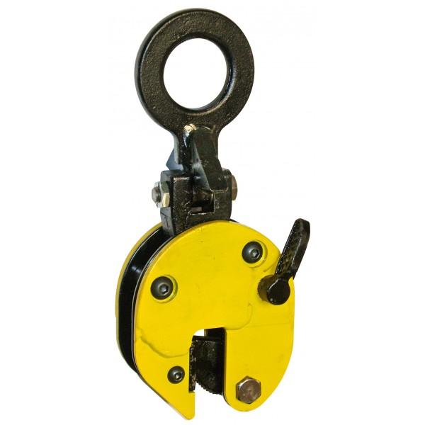 Wll kg hinged vertical plate clamp cy bq hvc